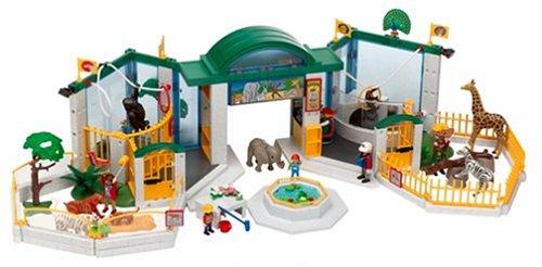 playmobil zoo spielzeug einebinsenweisheit. Black Bedroom Furniture Sets. Home Design Ideas