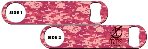 Killer Inked Bottle Opener: Camo Hot Pink (Killer Inked Bottle Opener Camo compare prices)