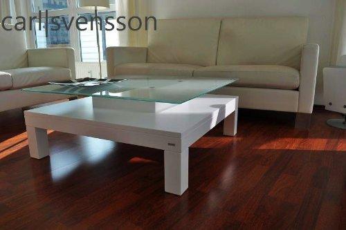 DESIGN-COUCHTISCH-Tisch-V-570H-wei-weiss-Milchglas-Carl-Svensson