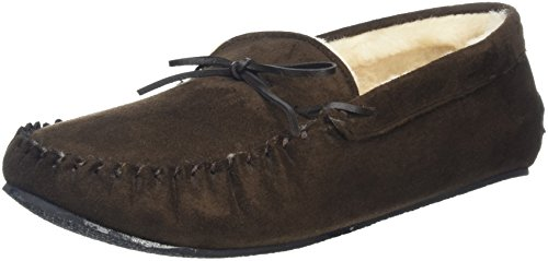 KG by Kurt GeigerHugh - Pantofole uomo , Marrone (Marrone (Brown)), L