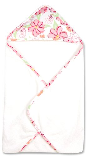 Trend Lab Hula Baby Hooded Towel