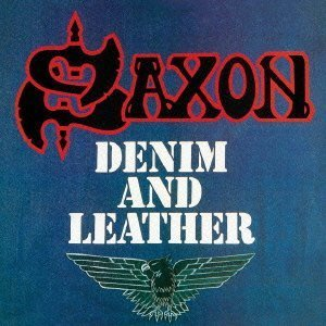 Denim & Leather by Saxon (2012-08-28)