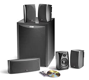 Polk Audio RM6750 5.1 Channel Home Theater