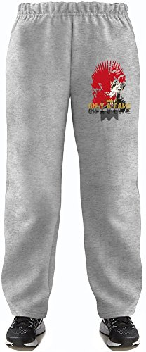 Game Of Thrones Only A Game Super Soft Kids Lightweight Jog Pants by True Fans Apparel - 80% Organic, Hypoallergenic Cotton & 20% Polyester - Casual & Sports Wear - Perfect Present 5-6 years