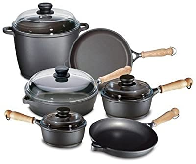 Berndes Tradition 10-Piece Set