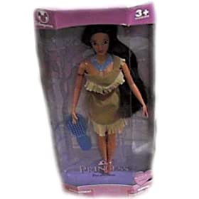 Disney Princess Pocahontas Doll: $14.99