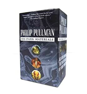 His Dark Materials: The Golden Compass The Subtle Knife The Amber Spyglass. Boxed Set by Philip Pullman