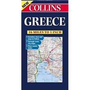 Greece Road Map (Mar 6, 2000)