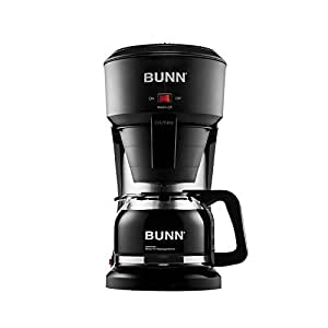 Bunn Coffee Maker Lights Flashing : Amazon.com: BUNN Speed Brew 10-Cup Home Coffee Brewer: Kitchen & Dining