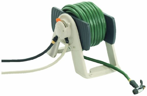 Suncast Rss150 150 Foot Water Powered Automatic Rewinding