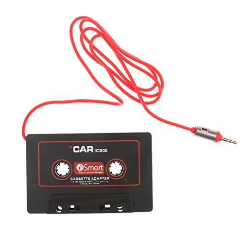 3.5mm AUX Automobile Audio IC800 Magnetic Tape Adapter Transmitters for MD