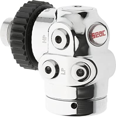 SEAC I Stage X-10 Pro Ice 300 BAR DIN Diving Regulator