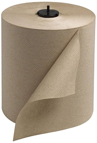 Tork 290088 Universal Single Ply Hand Roll Towel Natural