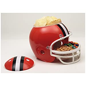 Wincraft Cleveland Browns Snack Helmet by Hall of Fame Memorabilia