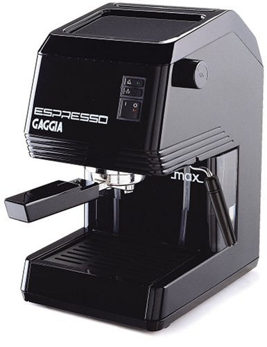 Gaggia 16002 The Espresso Espresso Machine, Black