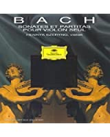 J.-S. Bach : Sonates et Partitas pour violon seul (Coffret 2 CD)