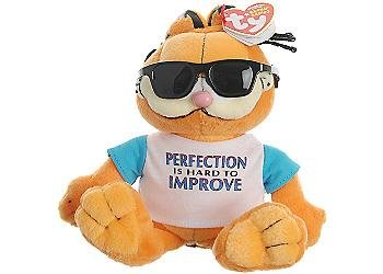 TY Toys TY Toys Garfield Perfectly Loveable