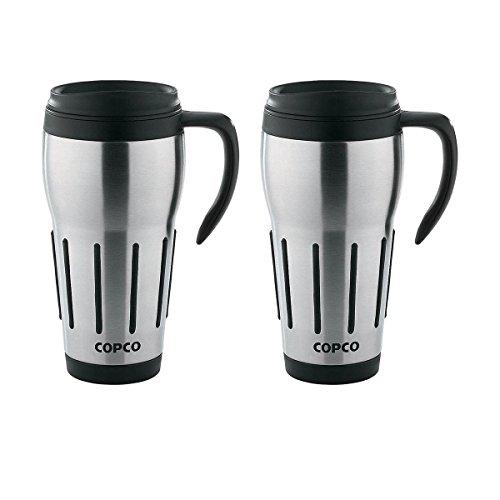 Copco 24-Ounce Big Joe Thermal Travel Mug (Set of 2) (Copco 24 Oz Travel Mug compare prices)