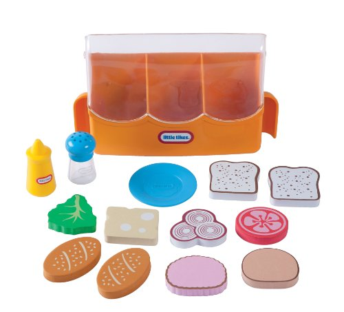 Little Tikes Bath Sub Shop - 1