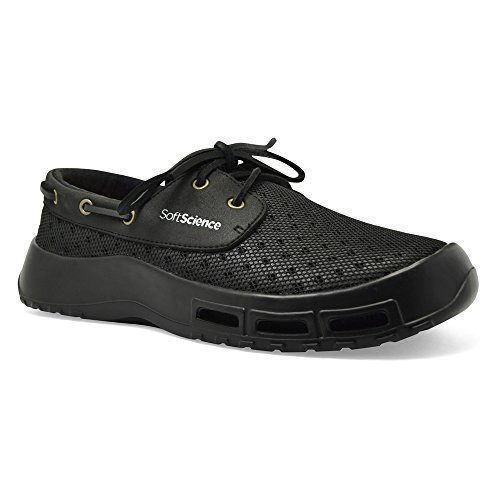 Softscience Men 39 S Fin Boating Fishing Shoe Color Black