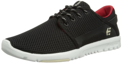 Etnies Mens Scout Skateboarding Shoes 4101000419 Black 6.5 UK, 40 EU, 7.5 US