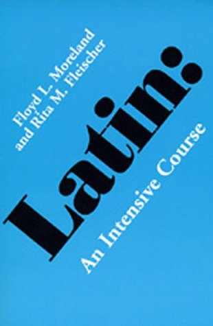 Latin: An Intensive Course