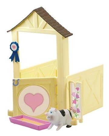 Lansay - 12056 - Horseland - Box + Animal et Accessoires  - Le Cochon Lili