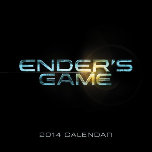 Ender's Game 2014 Wall Calendar