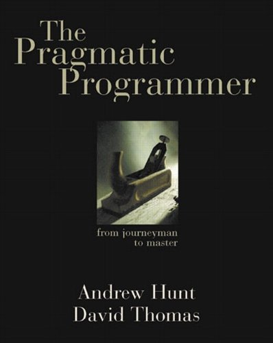 Image of The Pragmatic Programmer: From Journeyman to Master