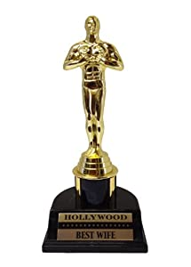Best Wife Victory Trophy Award