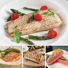 Omaha Steaks Seafood Lover's Catch