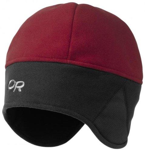 Outdoor Research Windwarrior Hat, Retro Red/Black, Small/Medium