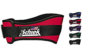Buy Schiek 6 Lifting Belt by Ironcompany.com