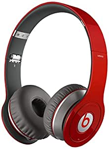 Beats by Dr. Dre Wireless On-Ear Headphones - Red