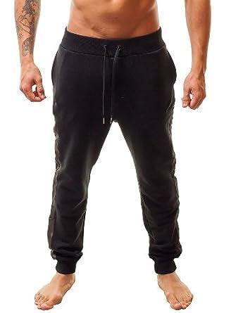 """Diesel Pantalon de Sport """"Martin-2014"""", Noir,, XL"""