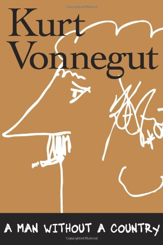 A Man Without a Country PB, Kurt Vonnegut; Daniel Simon