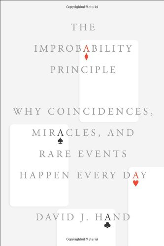 The Improbability Principle: Why Coincidences, Miracles, And Rare Events Happen Every Day front-71472