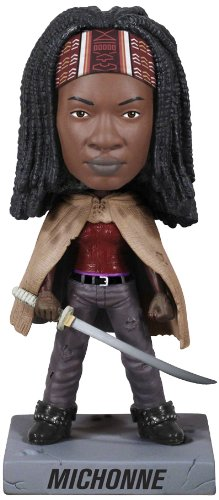 Funko Walking Dead: Michonne Wacky Wobbler - 1