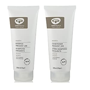 Green People Neutral Scent Free Shampoo & Conditioner Set