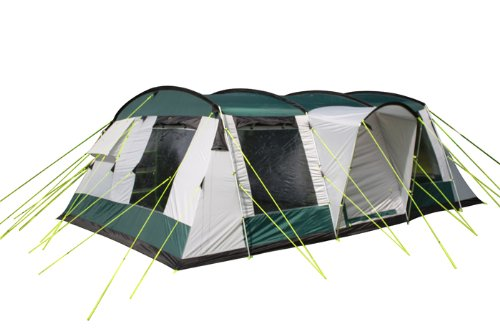 SunnCamp Triumph 800 Eight Man Dome Tent