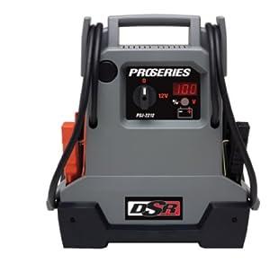 Schumacher PSJ-2212 DSR ProSeries 2200 Peak Amps Jump Starter and Portable Power Unit by Schumacher