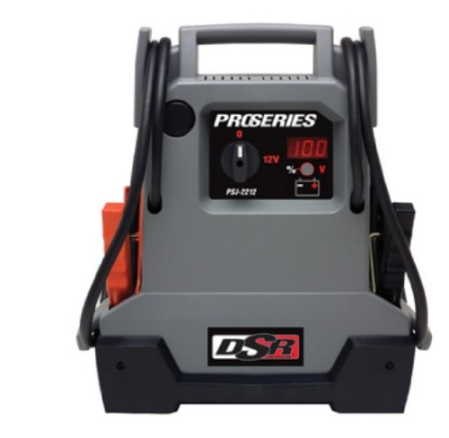 Schumacher Psj-2212 Dsr Proseries 2200 Peak Amps Jump Starter And Portable Power Unit front-154603
