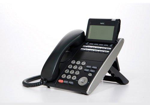 Nec Dtl-12D-1 (Bk) - Dt330 - 12 Button Display Digital Phone Black Stock# 680002