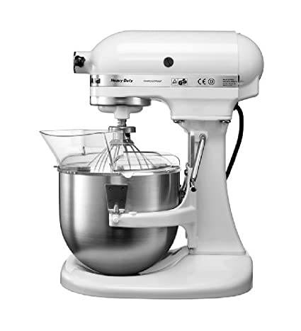 KitchenAid 5KPM50EWH 300W Stand Mixer