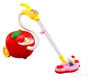 Hello Kitty Vacuum Cleaner - Licensed Toy Japanese Ver.: Toys & Games