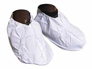 SAS Safety 6809 Shoe Covers, Large