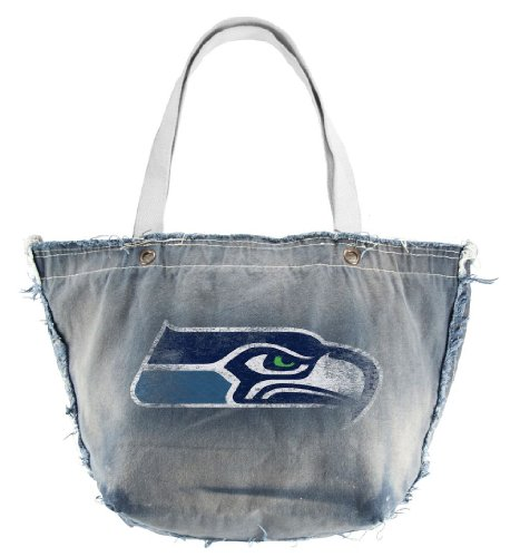 Seattle Seahawks Vintage Tote (Please see item detail in description) at Amazon.com