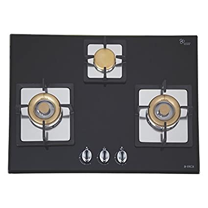 MFC-3B-70 DX Nci AI 3 Burner Gas Cooktop