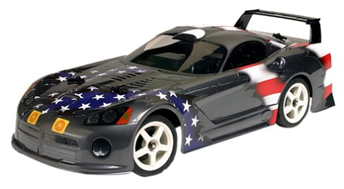 Buy Radio Control 7.2V 1:10 Scale Dodge Viper GTS/R with Battery Pack and Charger
