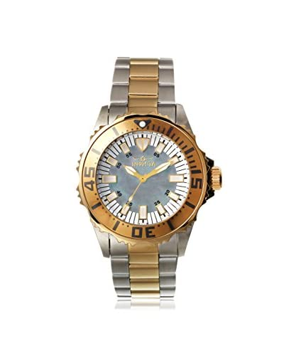 Invicta Women's 17697 Pro Diver Analog Display Swiss Quartz Two Tone Watch As You See